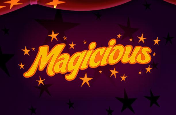 Magicious videoslot